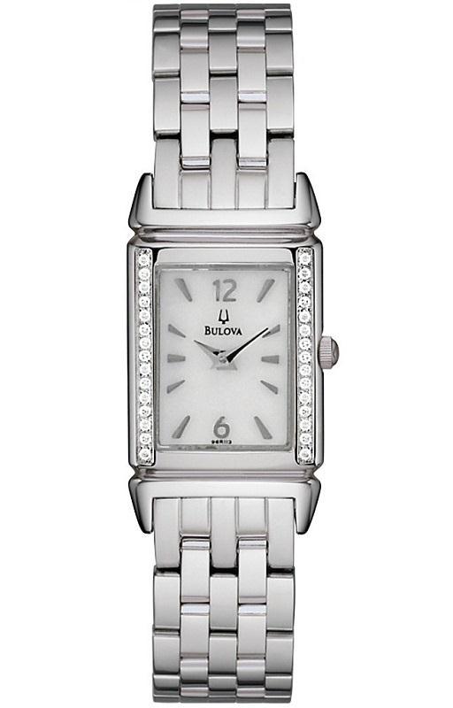 c2d21d6ef9b Relógio de pulso feminino BULOVA WB27216Q Diamonds - Watch System