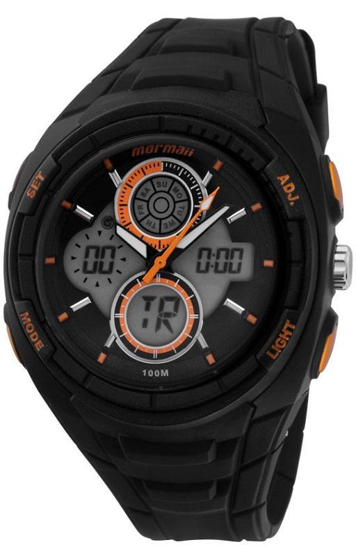 45f438a48b0 RELOGIO MORMAII AD900A 8L MASCULINO - Watch System