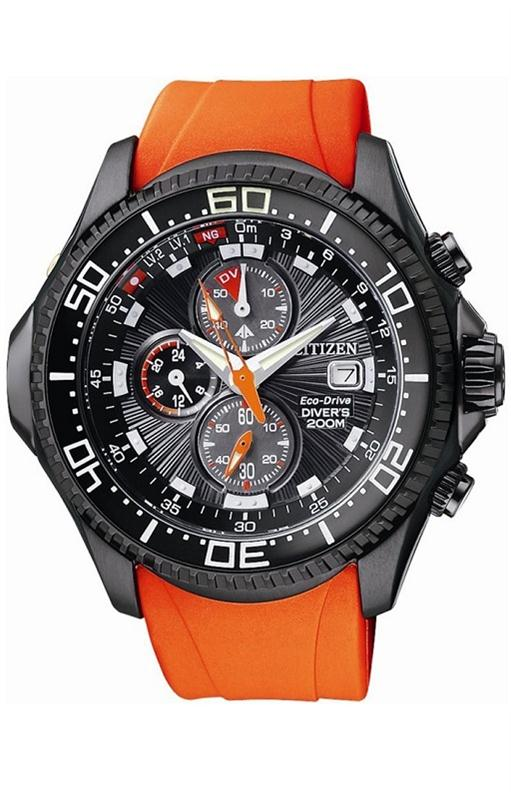 0f802f7c256 RELOGIO CITIZEN BJ2119-06E MASCULINO Eco Drive - Watch System
