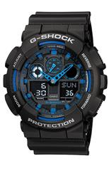 RELOGIO ANALOG_DIGITAL CASIO G-SHOCK - GA-100-1A2DR