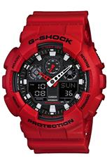 RELOGIO ANALOG_DIGITAL CASIO G-SHOCK - GA-100B-4AD