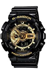 RELOGIO ANALOG_DIGITAL CASIO G-SHOCK - GA-110GB-1ADRAdicional
