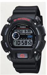 RELOGIO DIGITAL CASIO G-SHOCK- DW-9052-1VDR