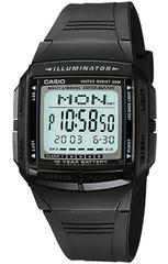 Relogio de pulso Casio Data Bank DB-36-1AVDF
