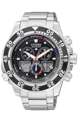 RELÓGIO CITIZEN JR4045-57E / TZ10002K ECO-DRIVE SAILHAWK PROMASTER - ORIGINAL