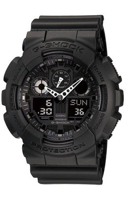 RELOGIO ANALOG/DIGITAL CASIO G-SHOCK - GA-100-1A1DR