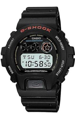 RELOGIO DIGITAL CASIO G-SHOCK - DW-6900-1VDR