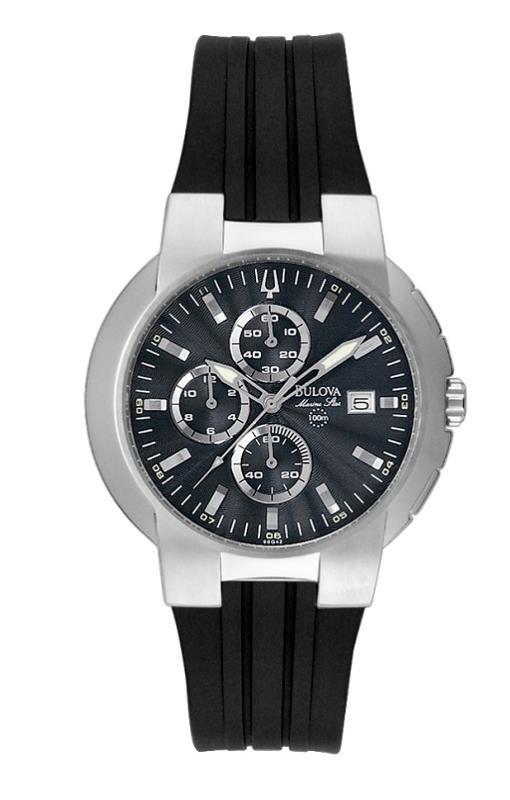9ca0b33c2bf Relogio de pulso masculino BULOVA WB30480T Marine Star - Watch System