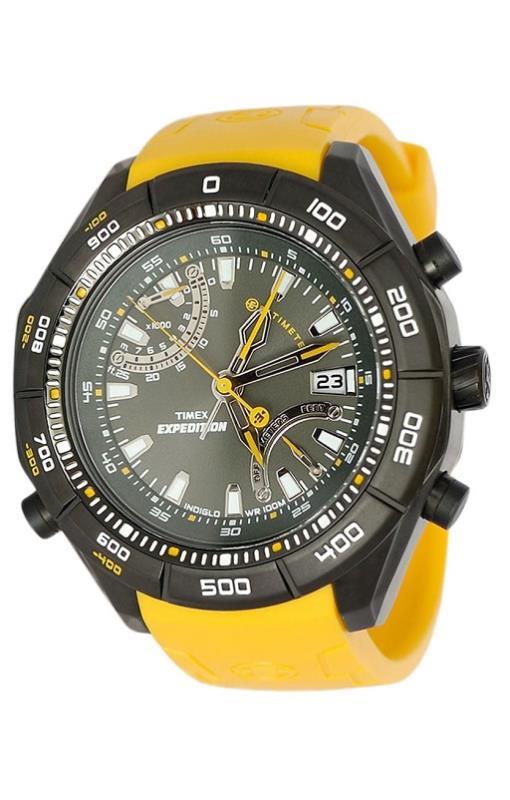 68b422bbbf6c1 RELÓGIO MASCULINO TIMEX TI49796N ALTÍMETRO - Watch System