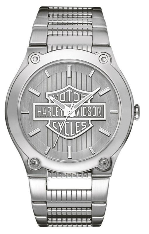 049d4536752 RELOGIO DE PULSO MASCULINO HARLEY DAVIDSON WH30091Q - 76A134 - Watch ...
