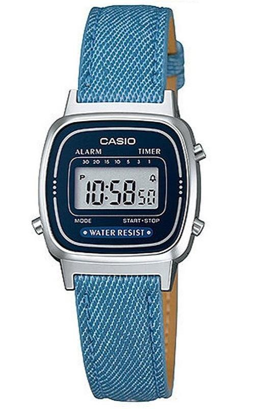 1fa33180722 Relogio de pulso feminino Casio LA670WL-2A2DF - Watch System