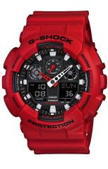 RELOGIO ANALOG/DIGITAL CASIO G-SHOCK - GA-100B-4ADAdicional