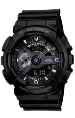 RELOGIO ANALOG/DIGITAL CASIO G-SHOCK - GA-110-1BDRAdicional