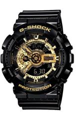 RELOGIO ANALOG/DIGITAL CASIO G-SHOCK - GA-110GB-1ADRAdicional
